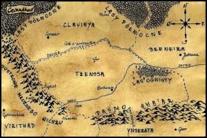 mapa fantasy czp drithenia